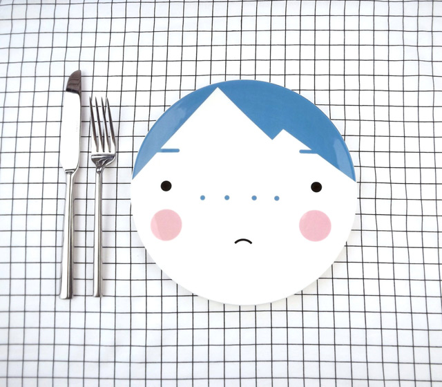 Face plate Beau by SketchInc