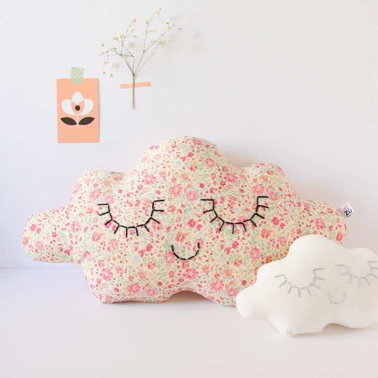 Cushion flora mint