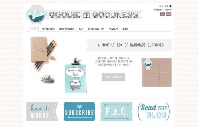 Visit Goodiegoodness.com