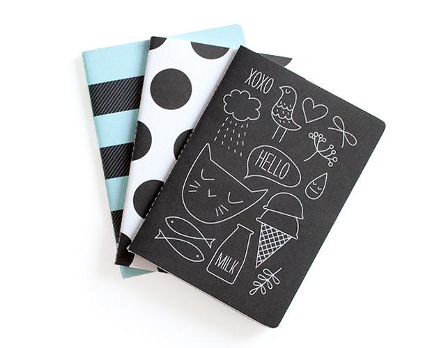 Stockholm notebooks by Pei-design.com