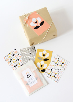 This is so lovely! And by far one of the cutest brands I've ever mentioned on my blog. I can't explain how much I love the products of Zü. What bigger compliment could I give?