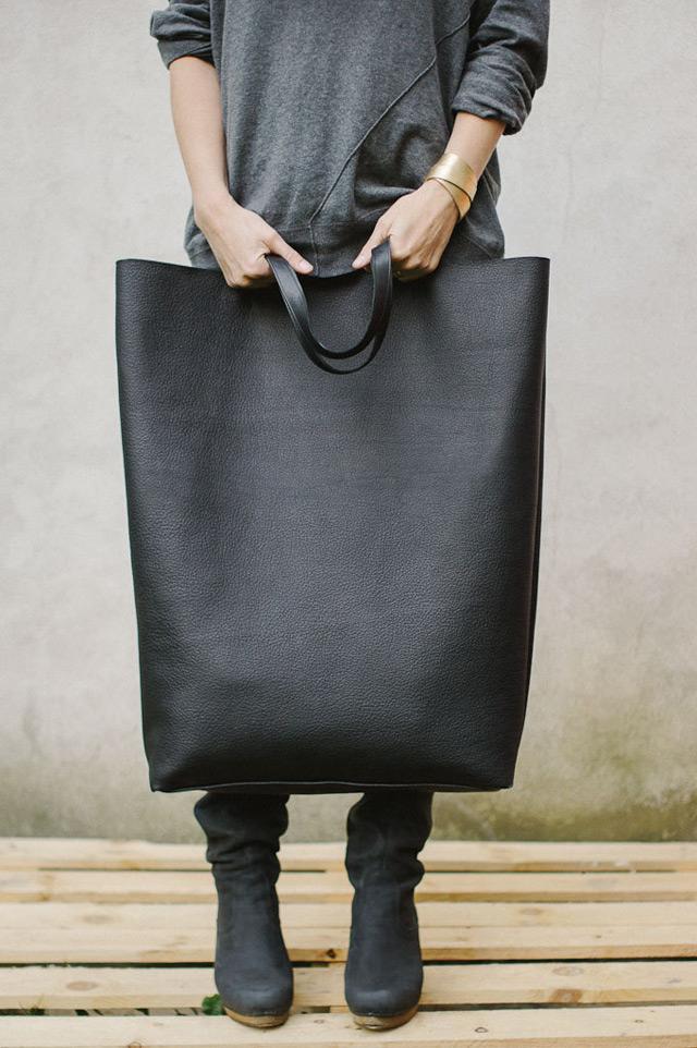 Awesome! Black oversized giant bag patkas on Etsy