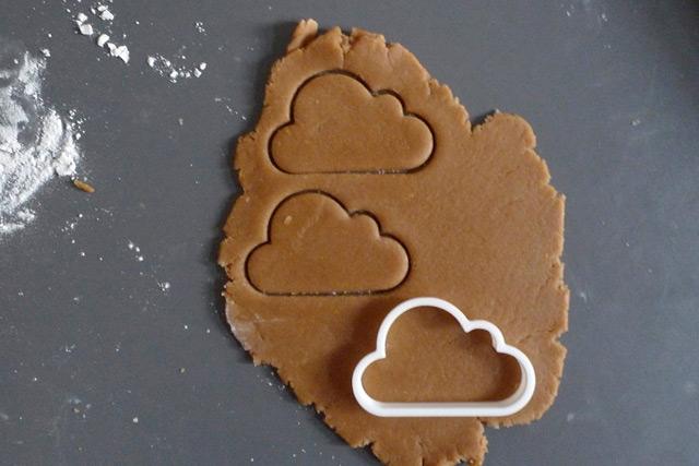Cloud cookie cutter by Printmeneer