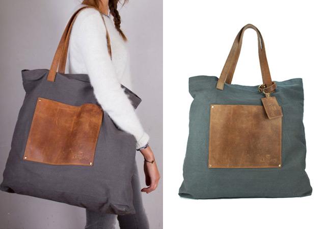 Lou's big bag - Oh my bag