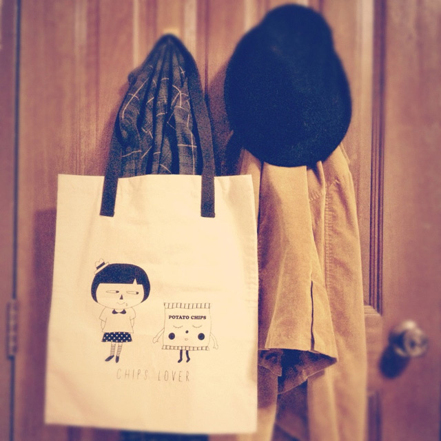 Silkscreen Tote Bag - Cookie Cutter