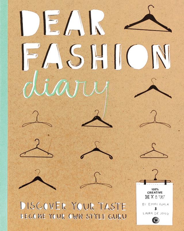 Book Dear Fashion Diary