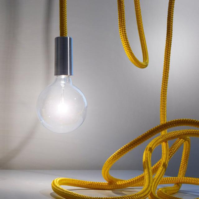Rope light - a signature Lightly piece!