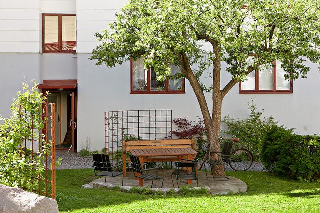 Houe 4 - Garden