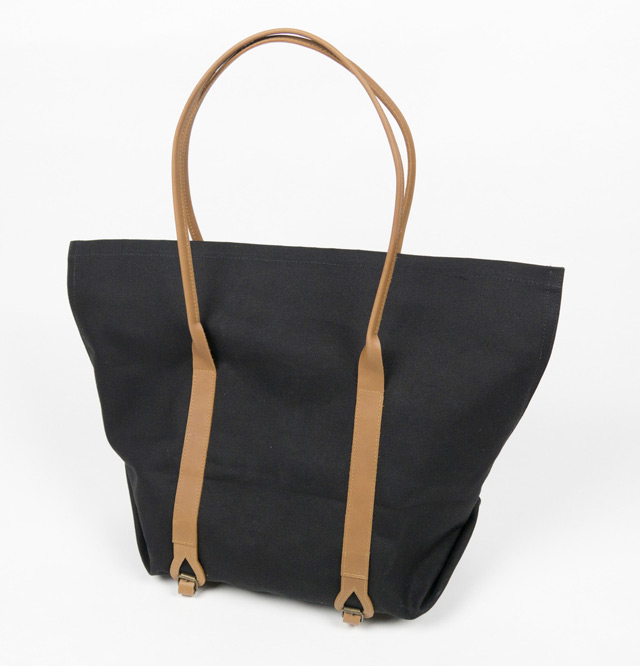 Canvas tote by Mimot Studio