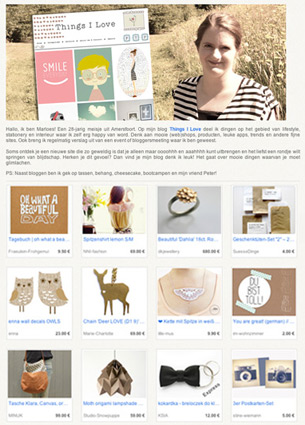 Ever heard of Dawanda? If you're not familiar, it's an online handmade marketplace that offers an awesome collection of unique items all handmade with love. If you love crafted work, this is the place to be! Dawanda just launched a new Dutch version of the website and I have the honour of being the first to share this great news of the relaunch with you. So join me and discover what's new!