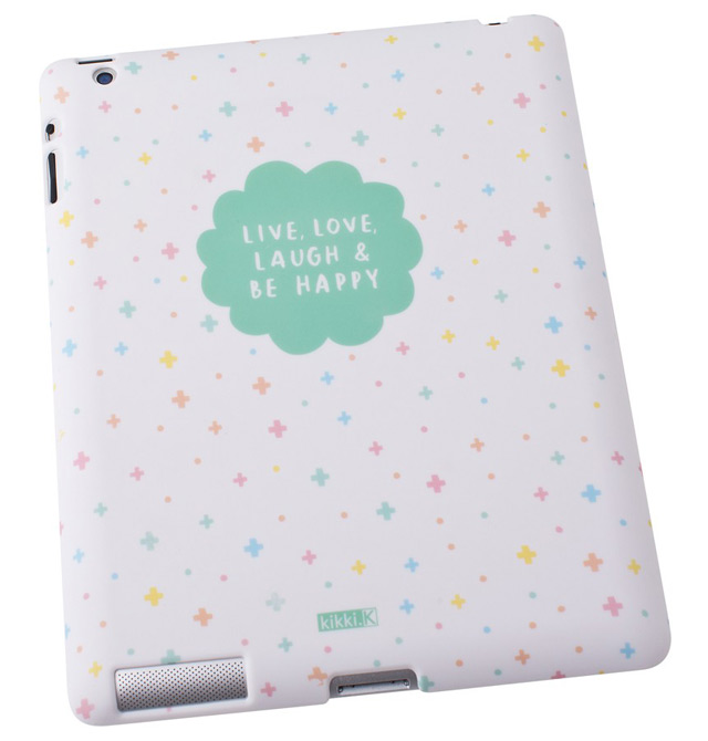 iPad hard case by Kikki.K