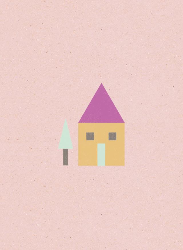 Freebie: iPhone wallpaper House