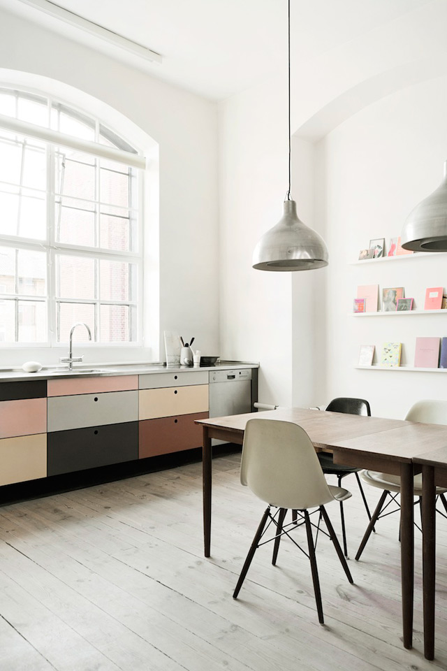 Lovely kitchen - photography by Heidi Lerkenfeldt
