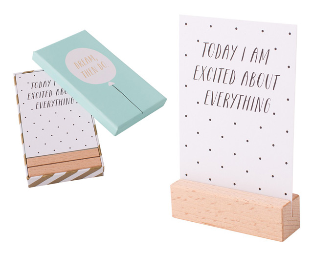 Beautiful collection of mini quote cards