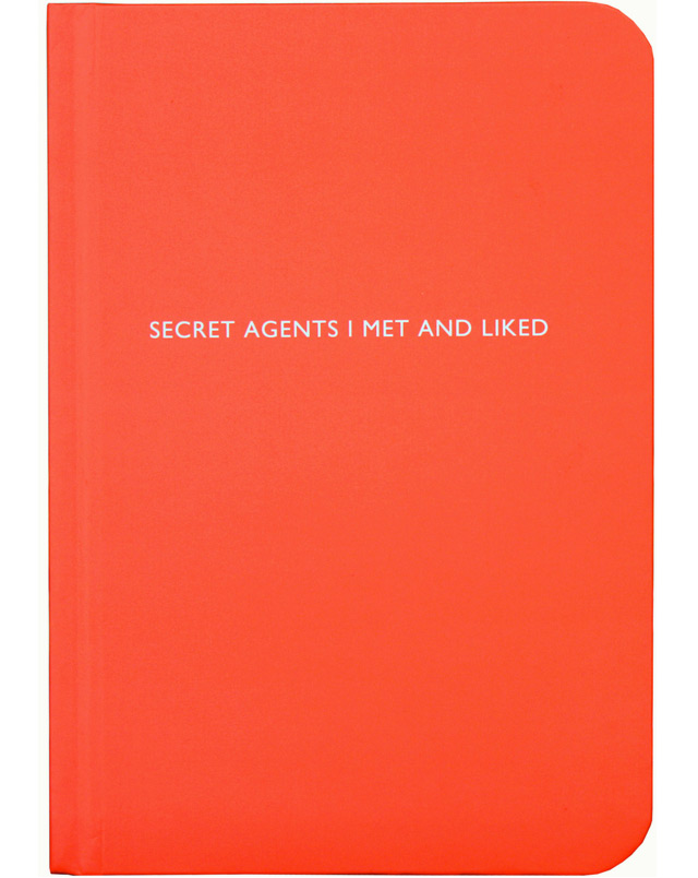 I like this Notebook by Archie Grands