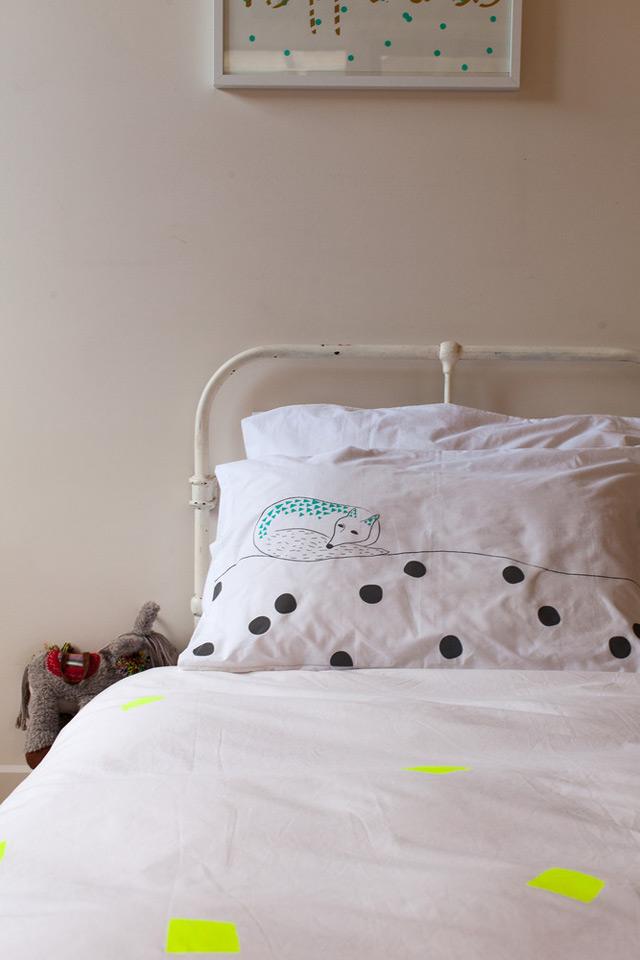 I love this duvet and pillowcase