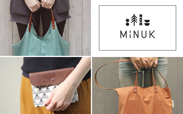 Bags by MINUK
