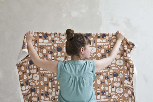 Sneak peek: fabric designs by Studio Meez