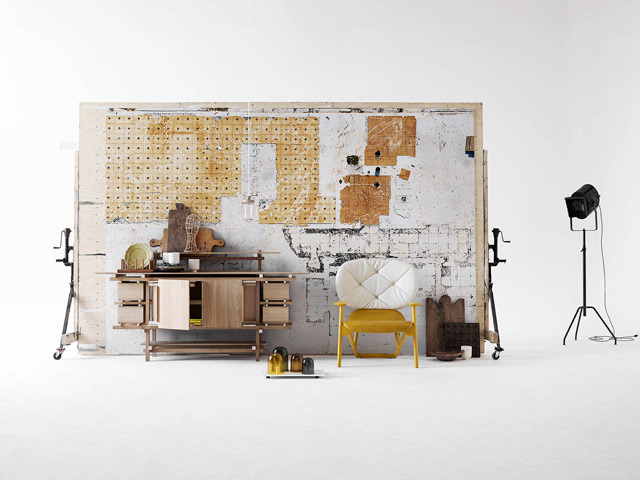 I love love love this interior styled by Lotta Agaton