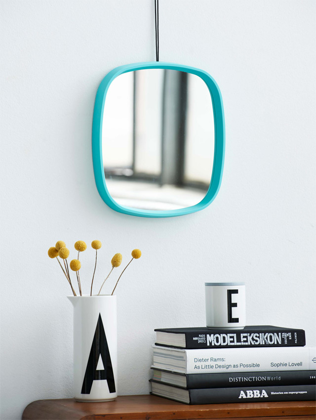 Mirror television by Design Letters & Friends