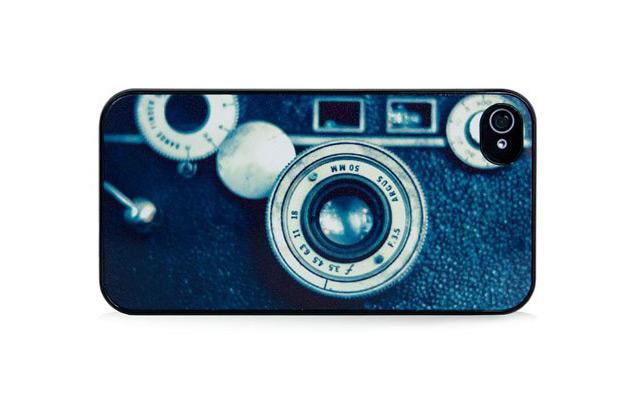 Camera iPhone 4/4S case