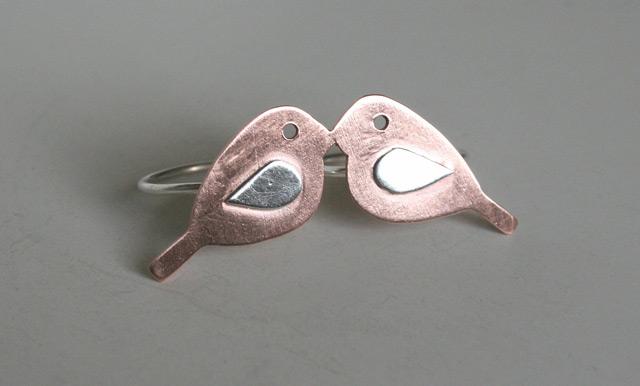 Ring Lovebird - Uncovet