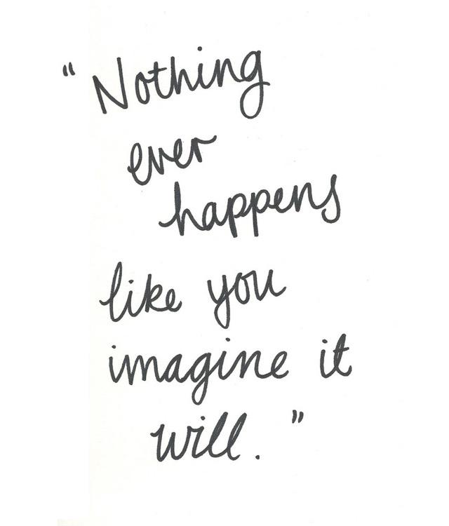 Lovely words!