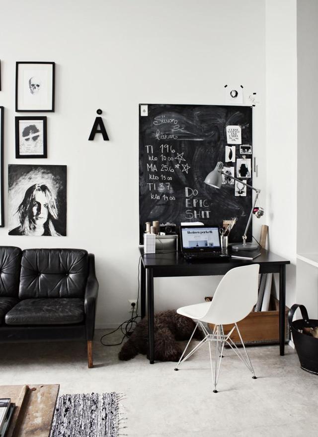 Inspiring workspace!