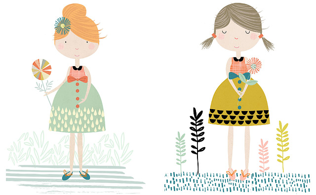 kids print by paper moon - Prints For Kids