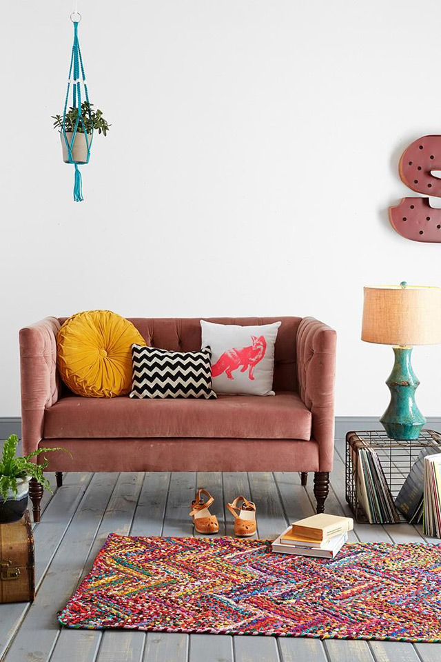 Settee by Urban Outfitters