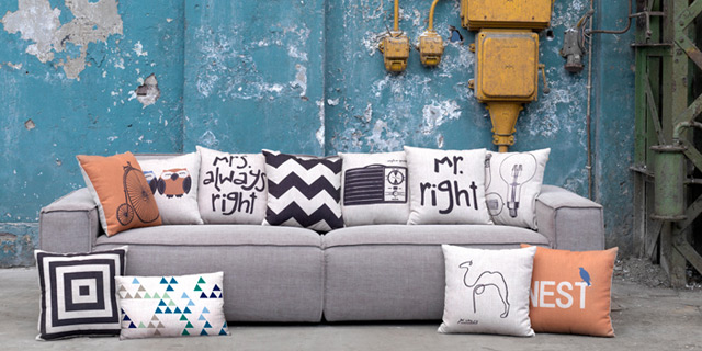 Cushions by FEST Amsterdam