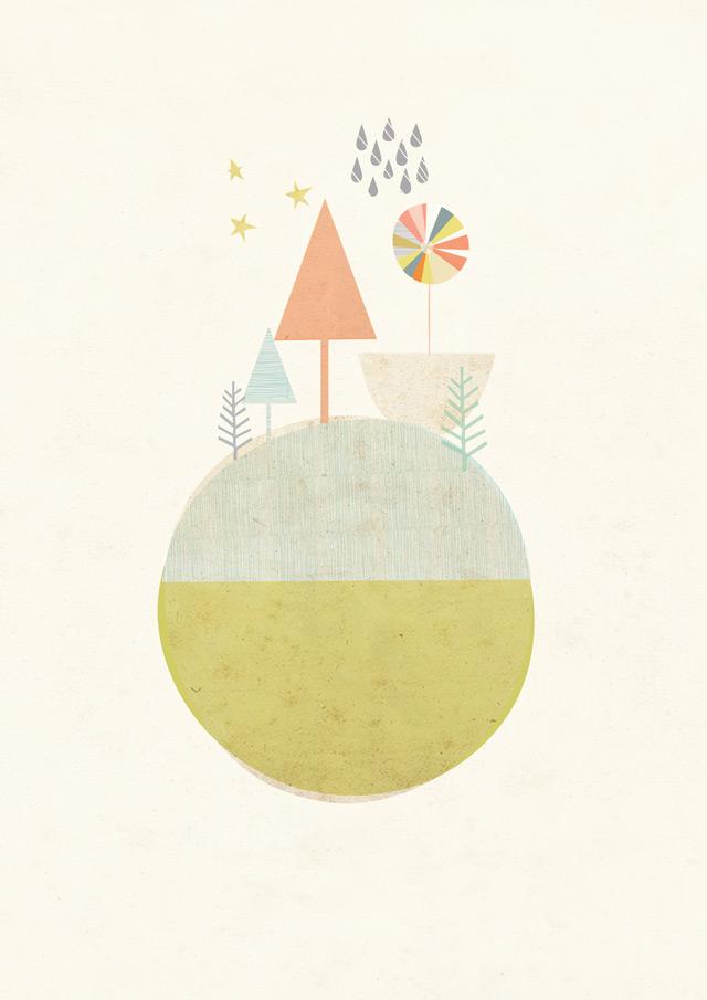 Print 6: Paper Moon