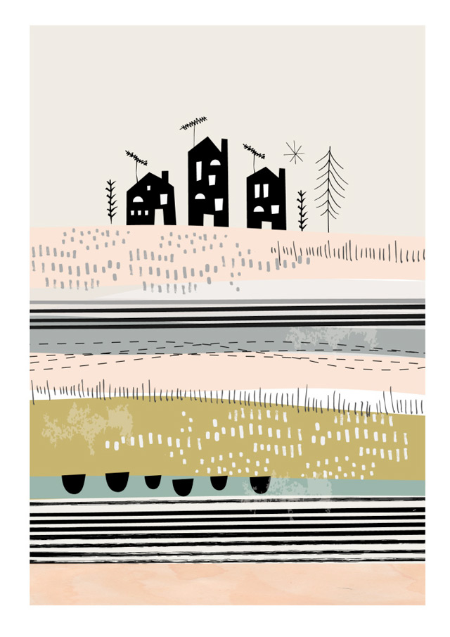 Print 8: Sussex & Countryside