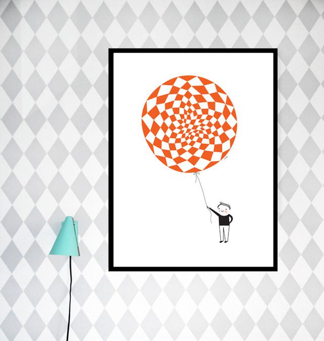 Print Balloon - Isa Form