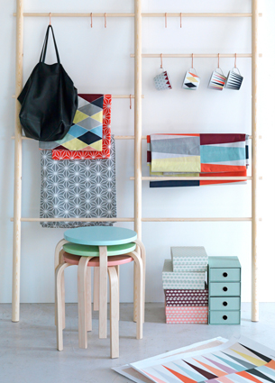 I'm not that easily swept of my feet, but I was when I saw the IKEA limited edition Bråkig products from IKEA. They make your heart beat just a little bit faster.