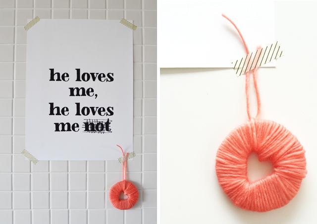 DIY Valentines: Lovechain!