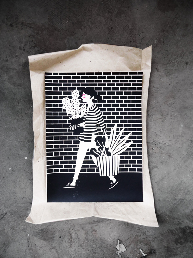 Print by Karolin Schnoor