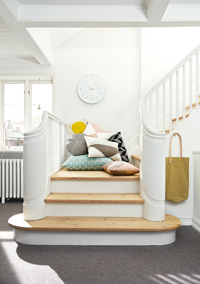 In love with these cushions and dotti bag from OYOY Living Design
