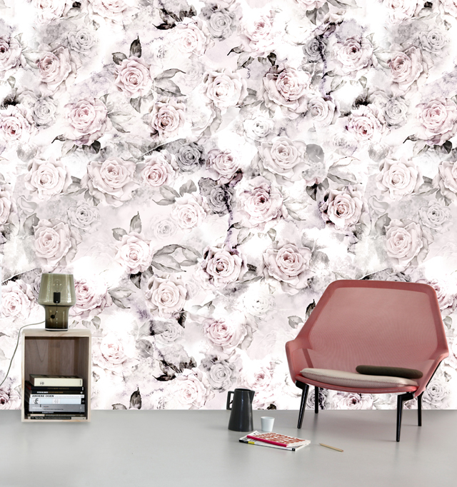 Ellie Cashman wallpaper Rose Decay