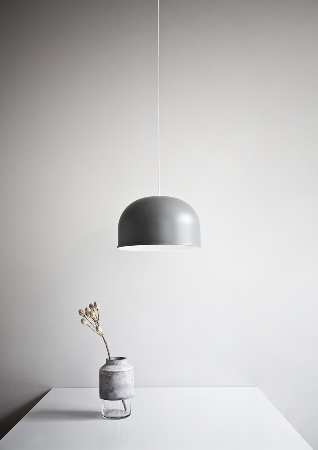 Meet the Willmann Vase & GM pendant from Menu