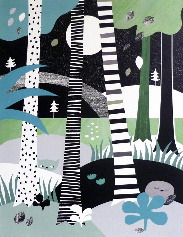 Print Anna Lindsten
