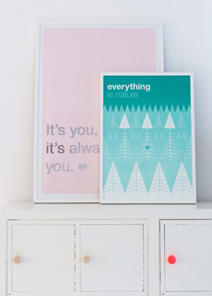 Some things I loved last week! Like this print 'Everything is nature' from Zilverblauw and more lovely stuff. Have a sunny and relaxing Sunday!