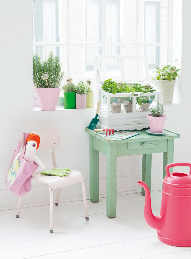 Win this watering can Lungo in pink!