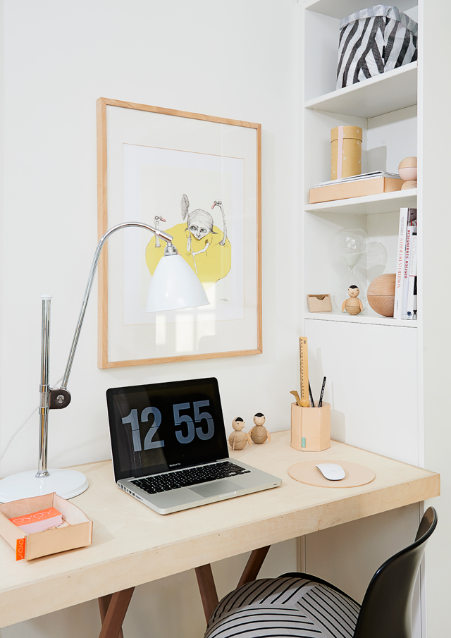 Lovely workspace by OYOY
