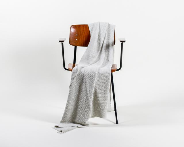 Denim plaid off white By Mölle