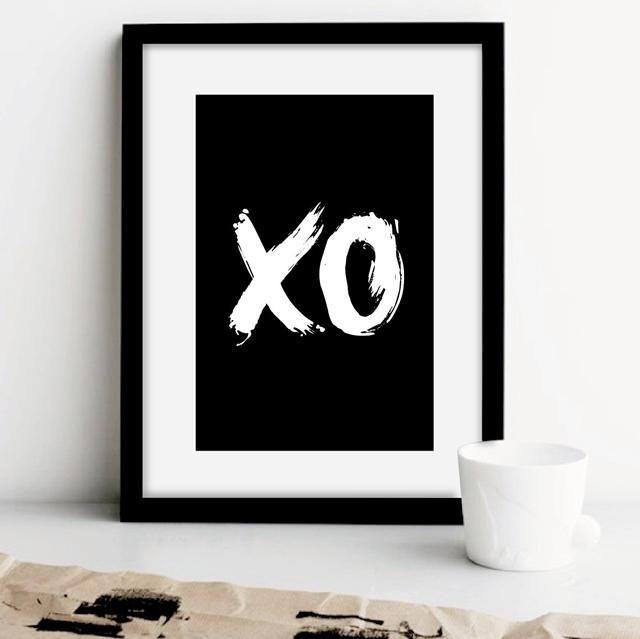 Print 'XO' from TheMotivatedType