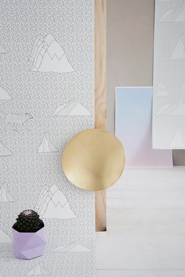 Wallpaper High Above {detail}