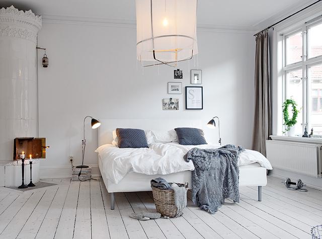 Dreamy bedroom - Alvhem Brokerage & Interiors