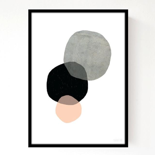 Poster Circles - Seventytree