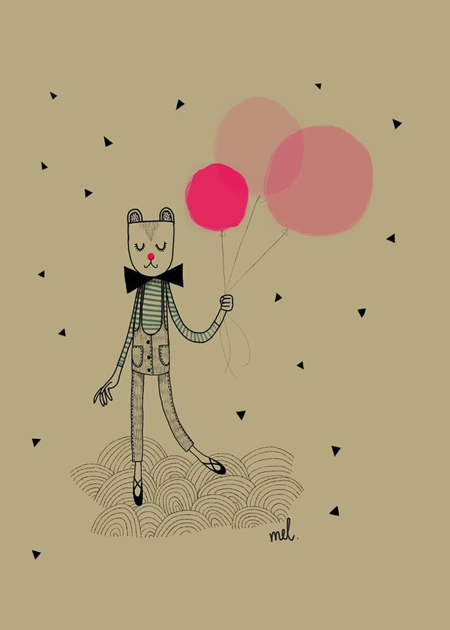 Print Balloons - Minimel